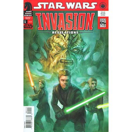 Star Wars Invasion Revelations #1