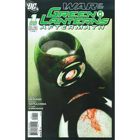 War Of The Green Lanterns Aftermath #1