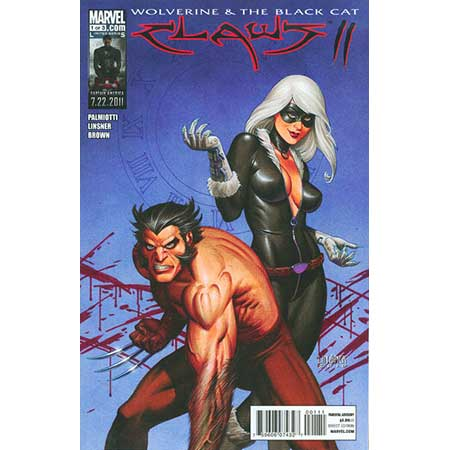 Wolverine And Black Cat Claws 2 #1