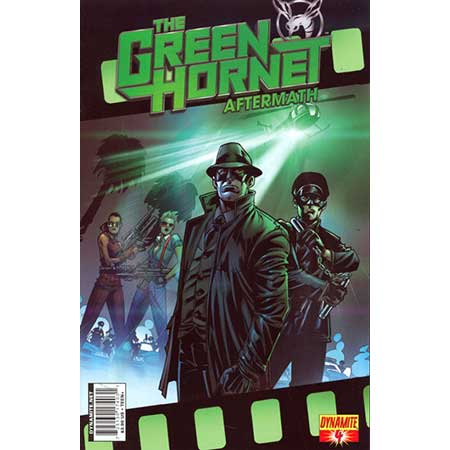 Green Hornet Aftermath #4