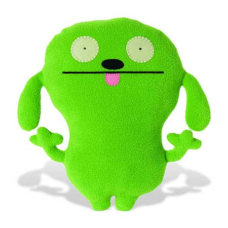 Groody Little Ugly 7In Plush