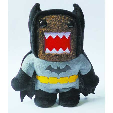 Domo Batman Black 6 Inch Plush