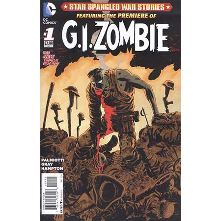 Star Spangled War Stories G.I. Zombie #1
