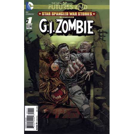 Star Spangled War Stories Gi Zombie Futures End #1 3D Motion