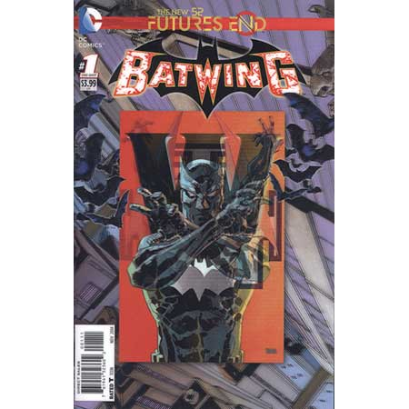 Batwing Futures End #1 3D Motion