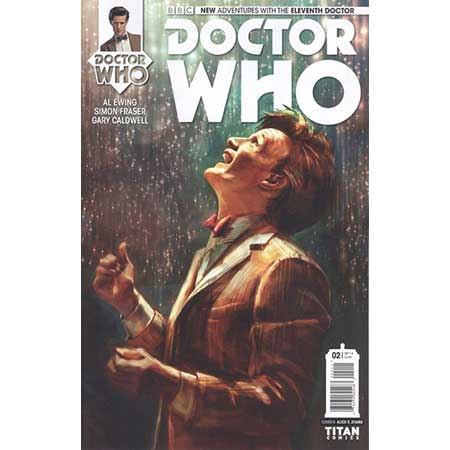 Doctor Who 11Th #2