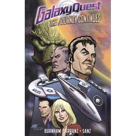 Galaxy Quest Journey Continues