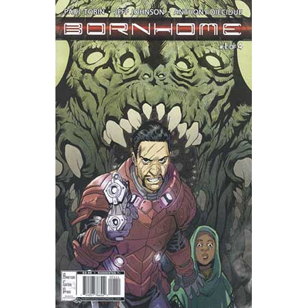 Famous Monsters Presents Bornhome #1