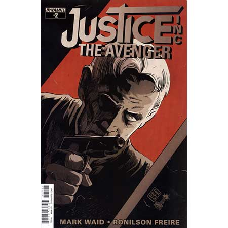 Justice Inc Avenger #2