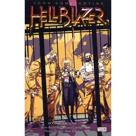 Hellblazer Vol 14 Good Intentions