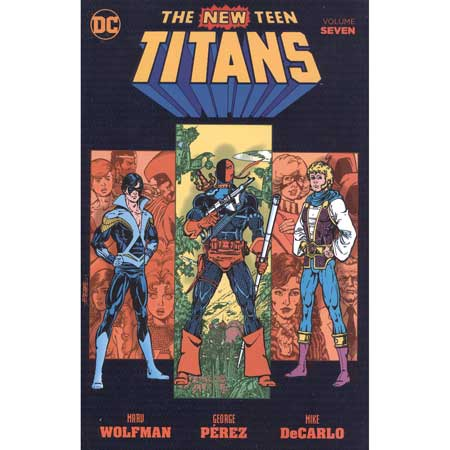 New Teen Titans Vol 7