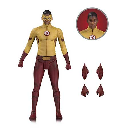 DCTV The Flash Kid Flash Action Figure