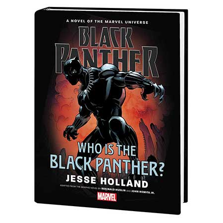 Black Panther Who Is The Black Panther Prose Novel