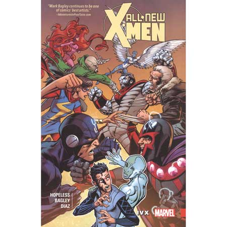 All New X-Men Inevitable Vol 4 Ivx