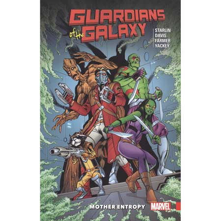 Guardians Of Galaxy Mother Entropy