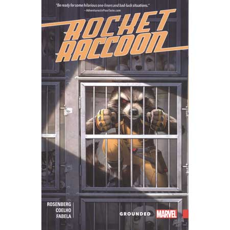 Rocket Raccoon Grounded