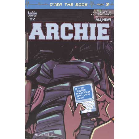 Archie #22 Cover B Thomas Pitilli