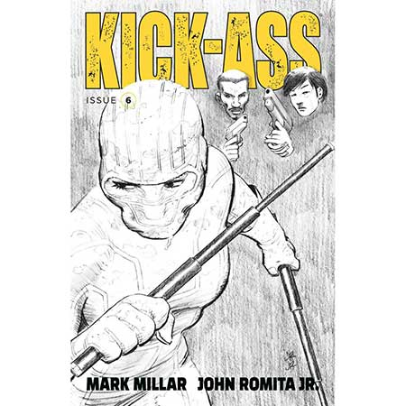 Kick-Ass #6 Cover B Romita Jr
