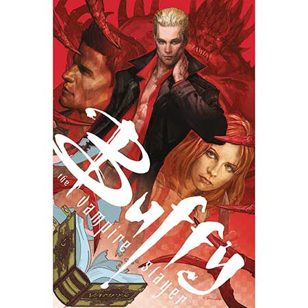 Buffy The Vampire Slayer Season 10 Library Vol 2