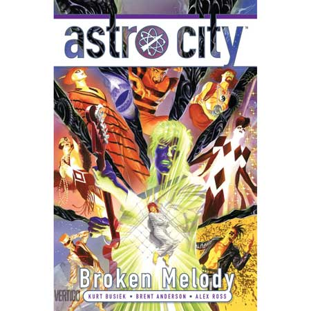 Astro City Broken Melody