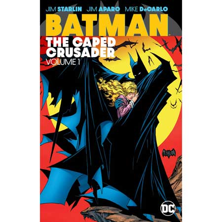 Batman The Caped Crusader Vol 1