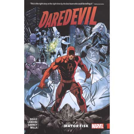 Daredevil Back In Black Vol 6 Mayor Fisk