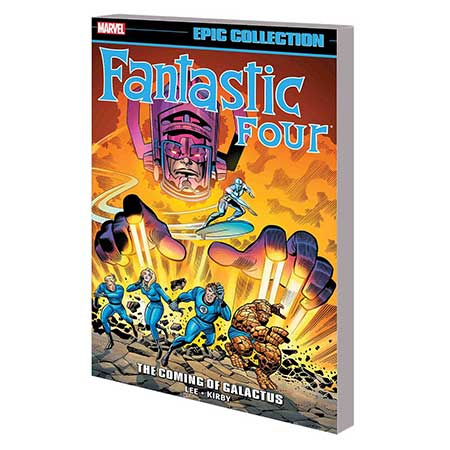 Fantastic Four Epic Collection Coming Of Galactus