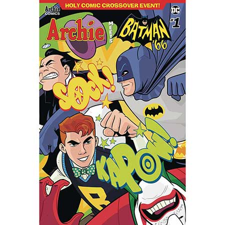 Archie Meets Batman 66 #1 Cover B Charm