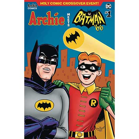 Archie Meets Batman 66 #1 Cover E Parent & Bone