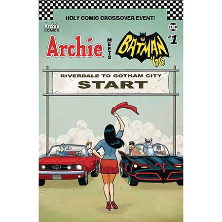 Archie Meets Batman 66 #1 Cover F Templeton