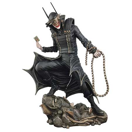 DC Gallery Batman Comic Who Laughs PVC Statue