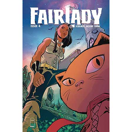 Fairlady #4 Cover B Greenwood & Simpson
