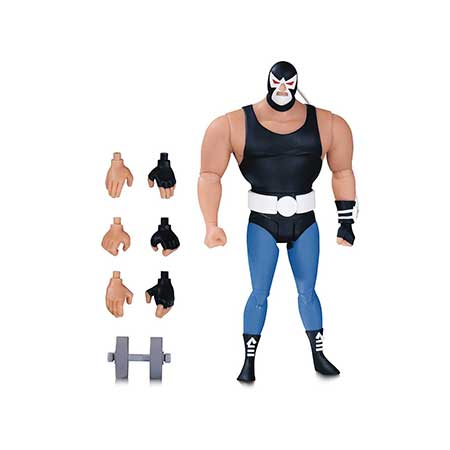 Batman The Animated Series Bane Action Figure