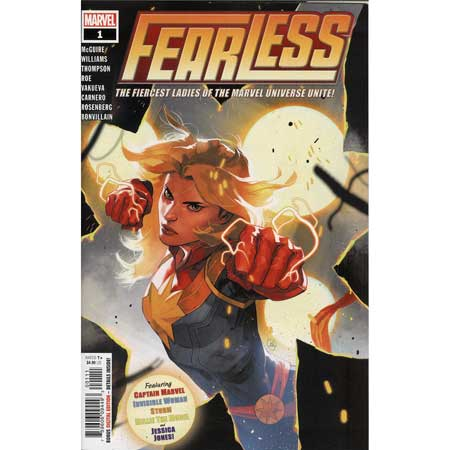 Fearless #1