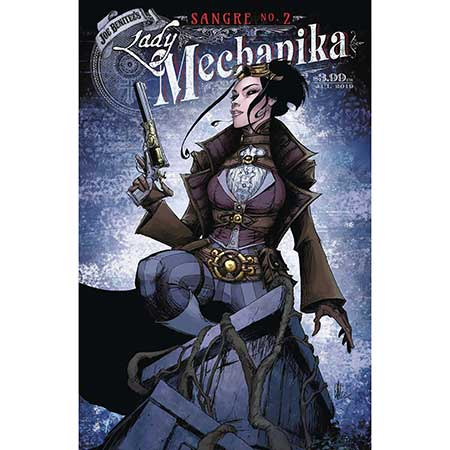 Lady Mechanika Sangre #2