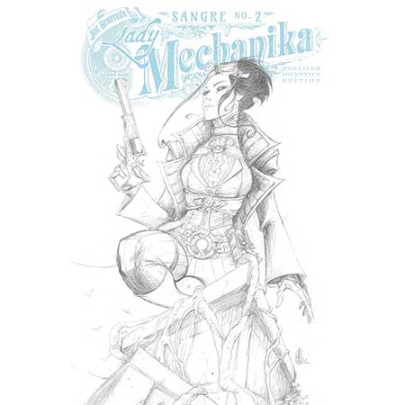 Lady Mechanika Sangre #2 Incentive 1:10 Variant