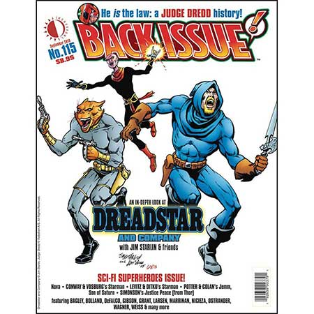 Back Issue #115