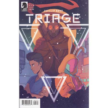 Triage #1 Cover B