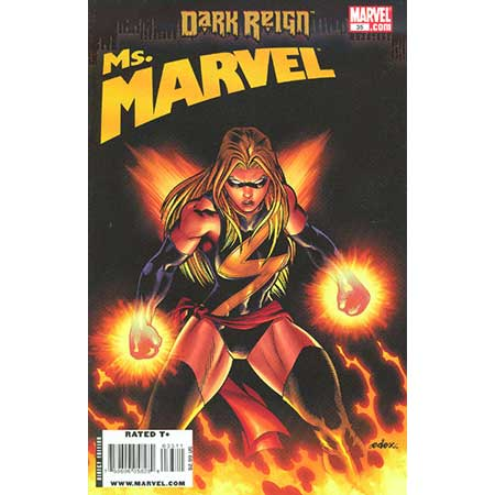 Ms. Marvel #35