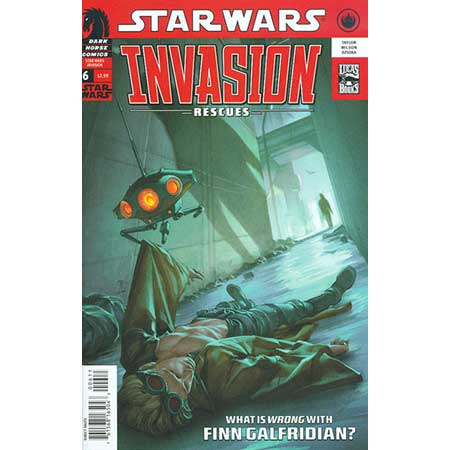 Star Wars Invasion Rescues #6