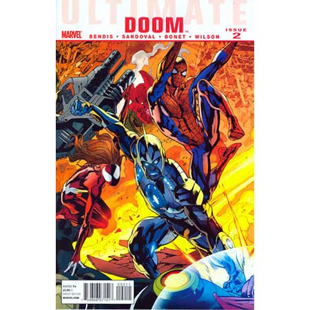 Ultimate Comics Doom #2