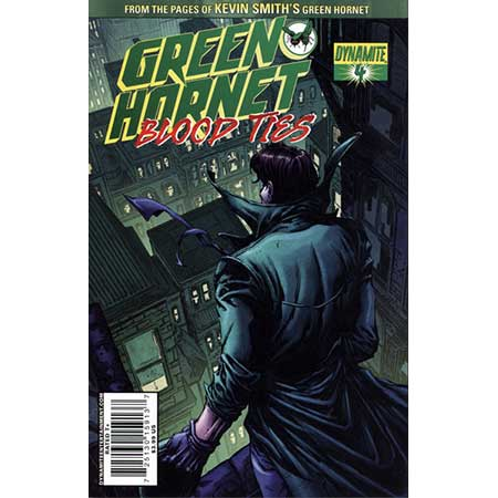 Green Hornet Blood Ties #4