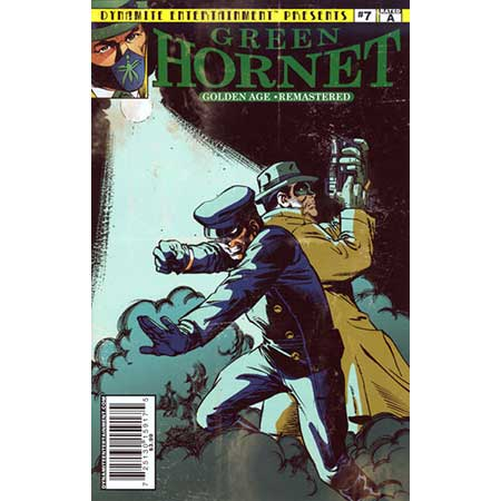 Green Hornet Golden Age Remastered #7