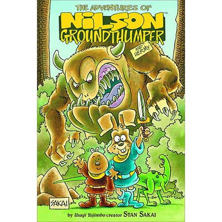 Adventures Of Nilson Groundthumper & Hermy