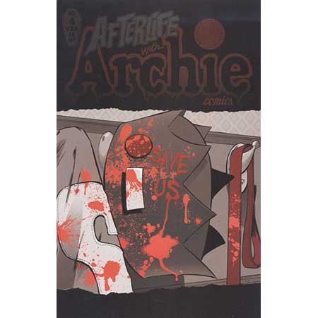 Afterlife With Archie #4 Tim Seeley Variant Cover