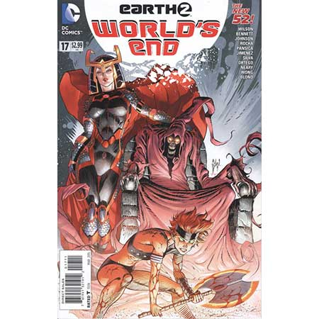 Earth 2 Worlds End #17