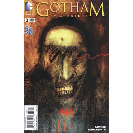 Gotham By Midnight #3