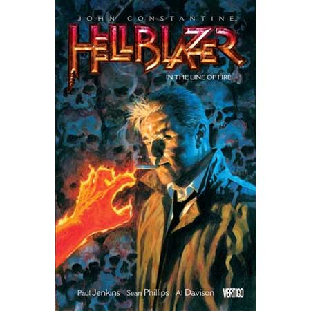 Hellblazer Vol 10 In The Line Of Fire