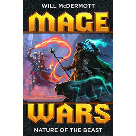 Mage Wars Nature Of The Beast