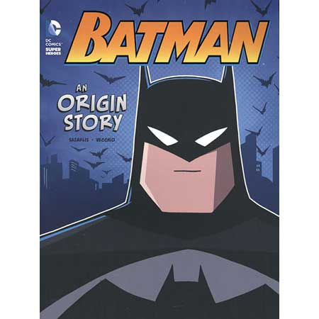 DC Super Heroes Origins Batman Origin Story